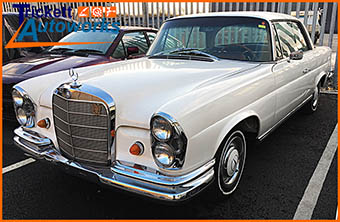 Classic Car - Mercedes-Benz
