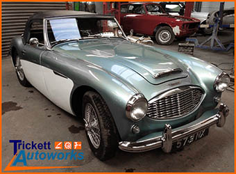 Classic Car - Austin Healey