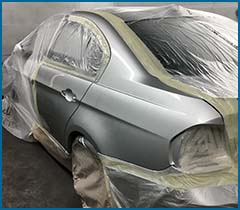 car or van paint respray